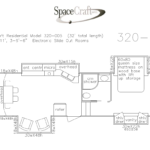 32 foot floor plan 320-005