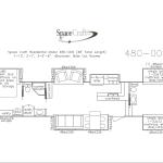 48 foot floor plan 480-009