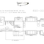 49 Foot Floor Plan 490-004