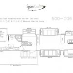 50 Foot Floor Plan 500-006