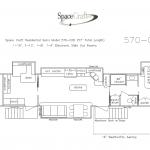 57 Foot Floor Plan 570-028