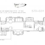 57 Foot Floor Plan 570-031