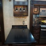 Bar Area with Wine Cabinet