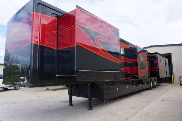 Semi Trailers Spacecraft Mfg