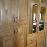 Washer/Dryer & Wardrobe Cabinets