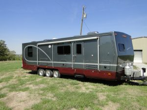Travel Trailer Exterior