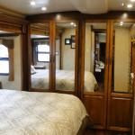 Bedroom Closets -Fifth Wheel