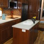 Kitchen Space - Fifth Wheel