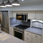 Residential Kitchen w/Solid Surface Counter Tops